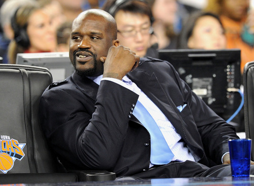Shaquille O'Neal  - boston-celtics Photo