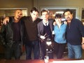 Shemar Moore, Thomas Gibson, Matthew Gray Gubler, Paget Brewster and Joe Mantegna