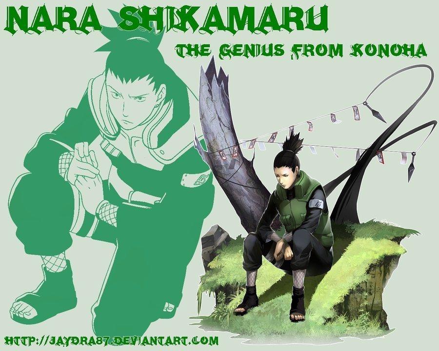 shikamaru wallpaper. Shikamaru!