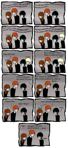 Slinkers HArry Potter Art- Funny :D x