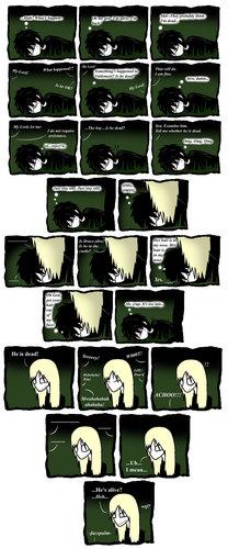 Slinkers HArry Potter Art- Funny :D x