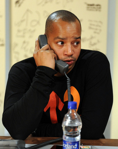 Stand Up To Cancer - Inside - donald-faison Photo