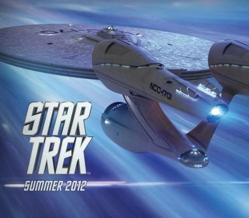 étoile, star Trek 2012 Teaser