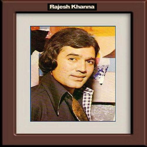 Super bituin Rajesh Khanna