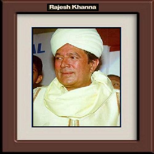 Super 星, つ星 Rajesh Khanna