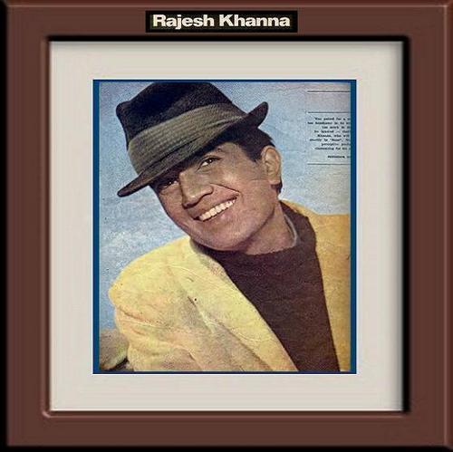 Super bintang Rajesh Khanna