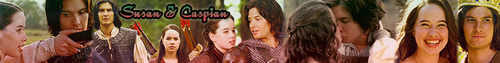 Susan and Caspian banner - the-chronicles-of-narnia Photo