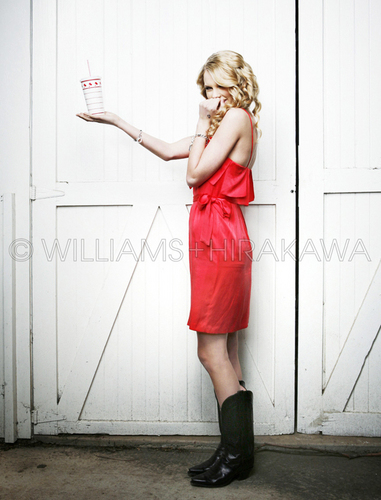 Taylor snel, swift - Photoshoot #058: Entertainment Weekly (2008)