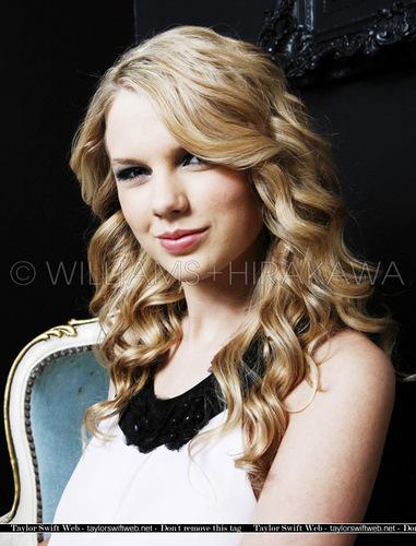 Taylor rápido, swift - Photoshoot #058: Entertainment Weekly (2008)