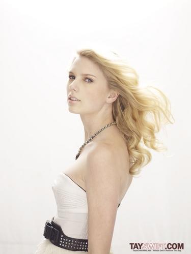 Taylor 迅速, 斯威夫特 - Photoshoot #062: Teen Vogue (2008)