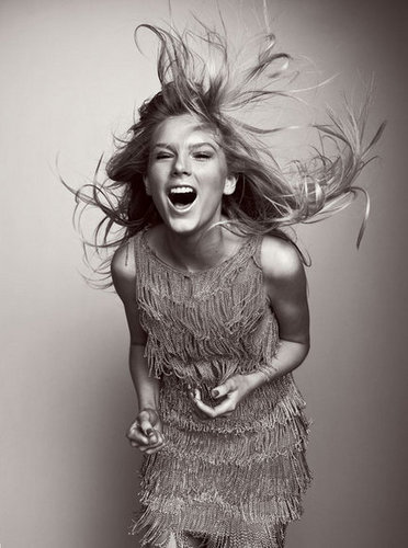 Taylor schnell, swift - Photoshoot #079: Rolling Stone (2009)