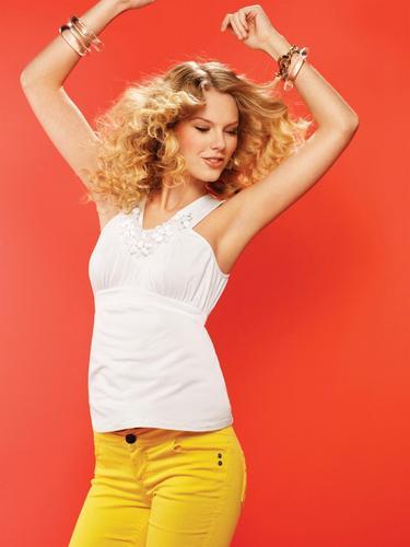 Taylor 迅速, スウィフト - Photoshoot #080: Self (2009)