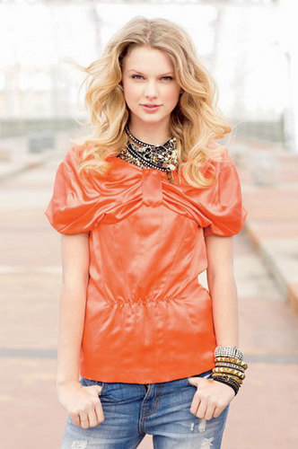 Taylor 迅速, スウィフト - Photoshoot #084: Teen Vogue (2009)