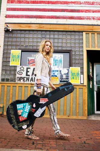 Taylor Swift - Photoshoot #084: Teen Vogue (2009)
