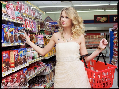 Taylor schnell, swift - Photoshoot #087: Elle (2009)