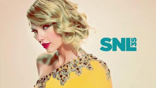 Taylor snel, swift - Photoshoot #091: Saturday Night Live (2009)