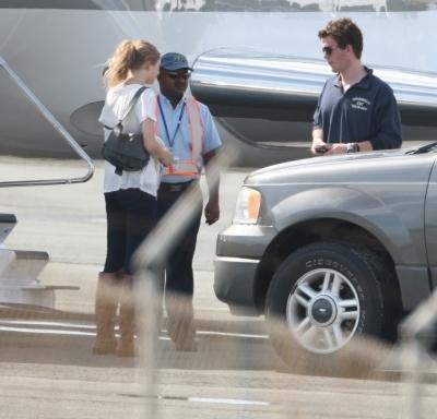 Taylor leaving Miami