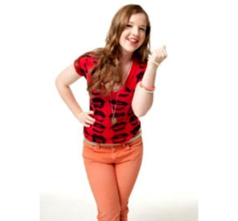 Teen nick promo picture for Aislinn