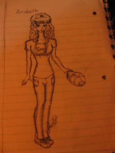 Thalia Grace - Annabeth Chase