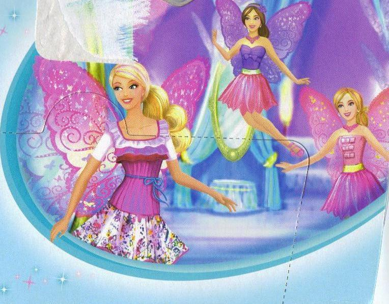 The Back of the Fairy Stylist box! - barbie-movies photo