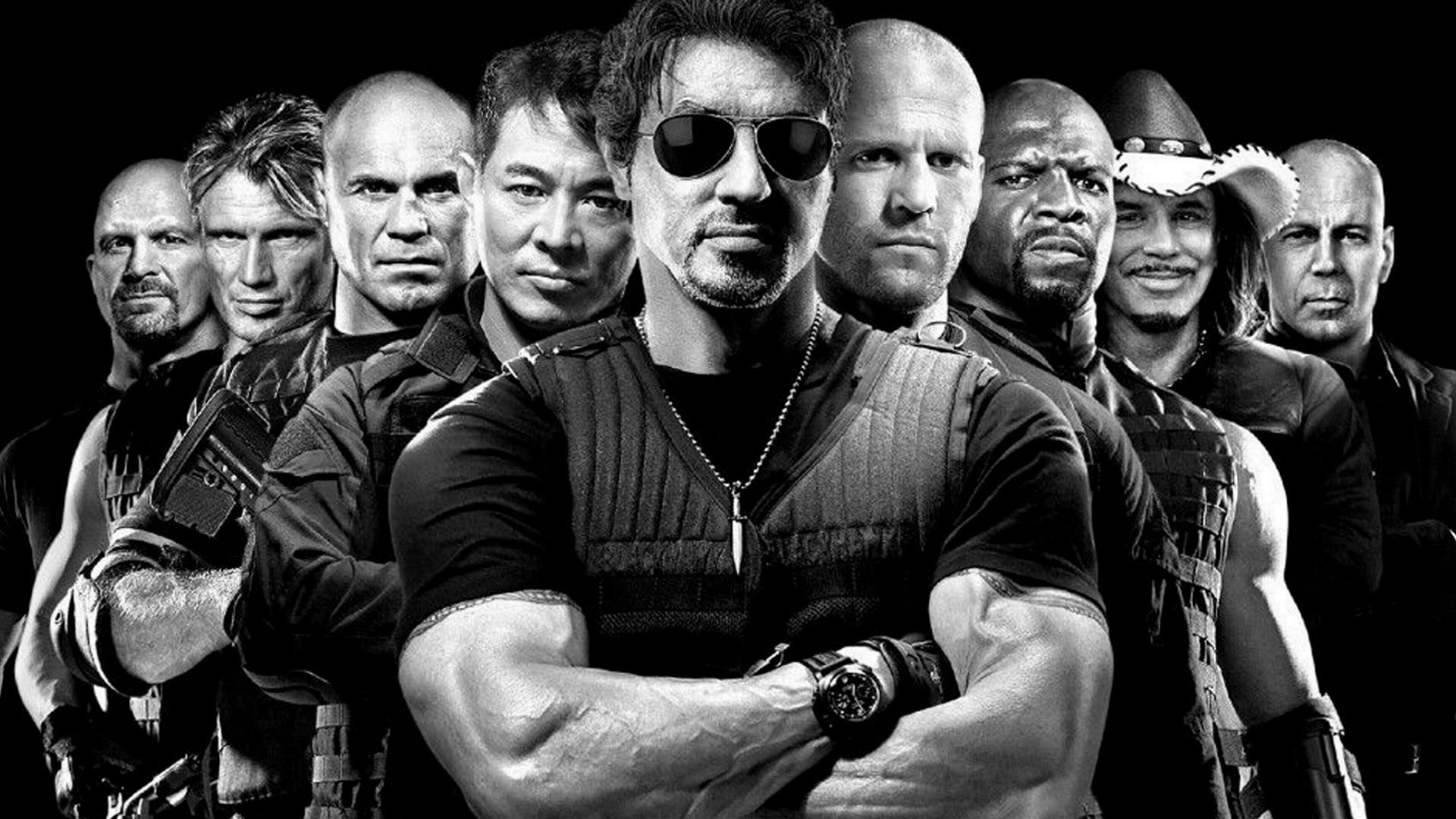 The Expendables - The Expendables Wallpaper (17953942 ...