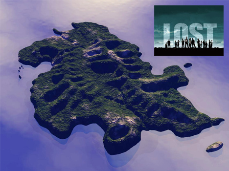 The Island on Lost