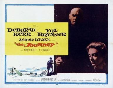 Yul Brynner wallpaper titled The Journey - Poster
