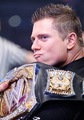 The Miz - WWE champion
