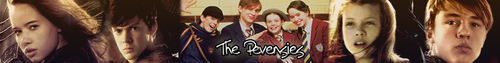 The Pevensies' banner