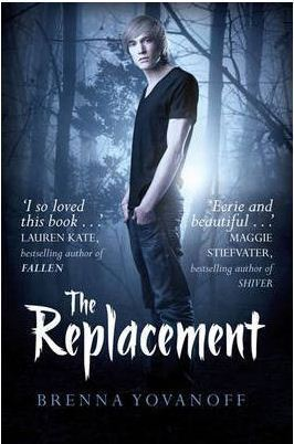 The Replacement UK cover