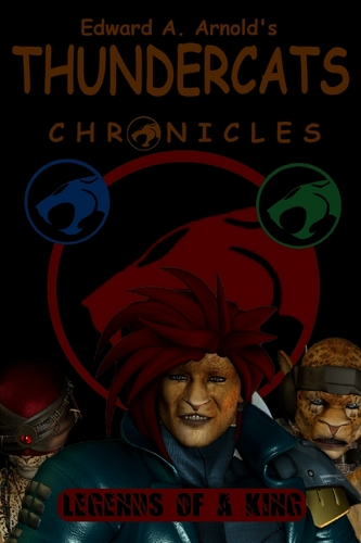Thundercats wallpaper with anime entitled Thundercats Chronicles Graphic novel comic