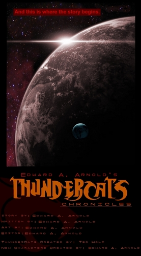 Thundercats Chronicles graphic novel Comic