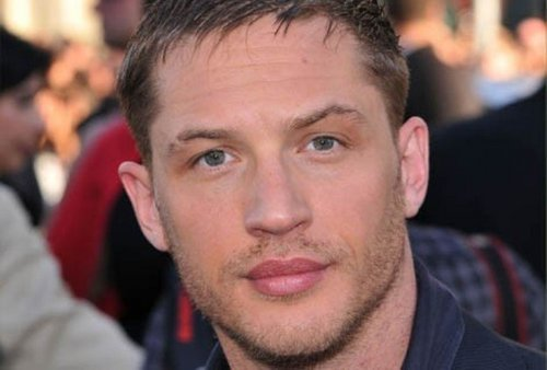 Tom at LA Premiere of Inception beautiful boy...