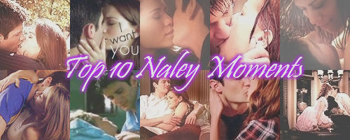 tuktok Ten Naley Moments [Kaitie & Charley]