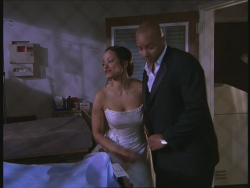 Turk And Carla wallpaper containing a business suit called Turk/Carla - 3x22 - My Best Friend's Wedding