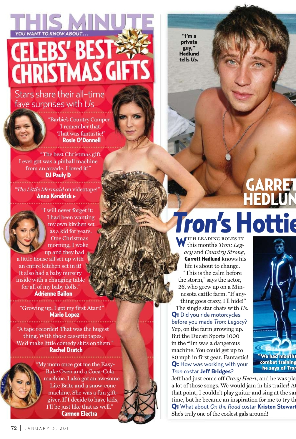 US Weekly - January 3, 2011