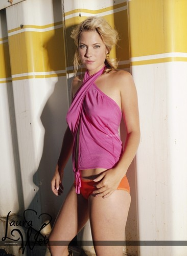 laura ramsey wallpaper possibly containing a pakaian renang, baju renang called Wayne Stambler Photoshoot