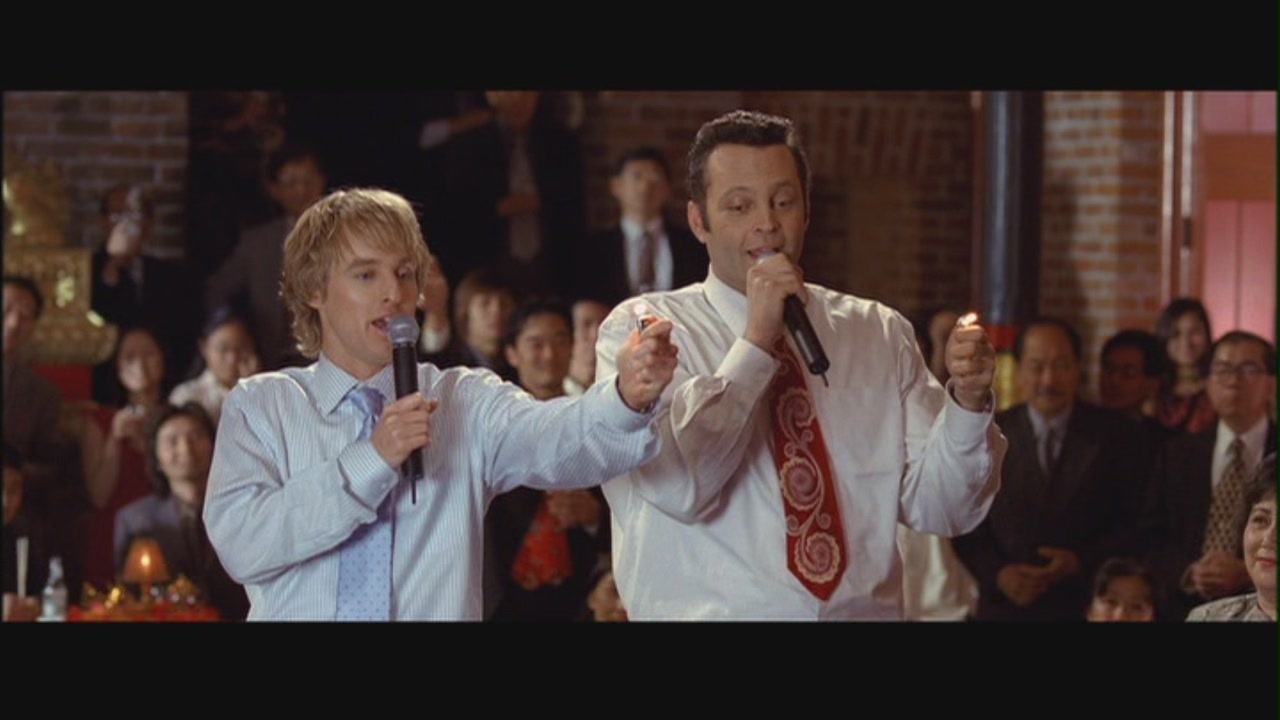 wedding crashers Not to blow your mind or anything, but 'wedding crashers' will be 10 years old this year even so, the movie has been inspiring and empowering crashers for almost a decade, which is why these tips for how to pick uninvited guests out of the crowd are more useful than ever.