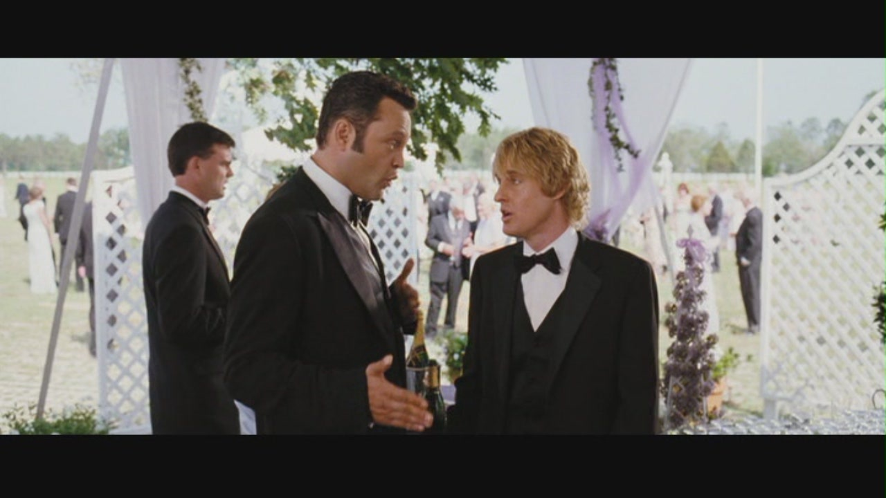 Release Date July 15 2005 The Outrageous Comedy Wedding Crashers Stars Vince Vaughn And Owen Wilson