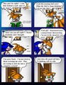 When tails is mad
