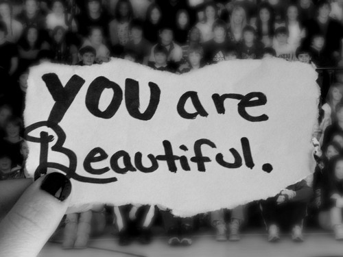 You are beautiful - everyone-is-beautiful Photo