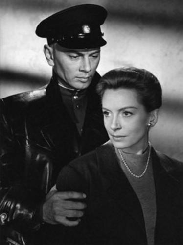 Yul Brynner wallpaper with a business suit, a well dressed person, and dress blues called Yul Brynner and Deborah Kerr - The Journey