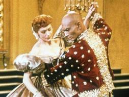 Yul Brynner and Deborah Kerr - The King and I