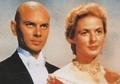 Yul Brynner and Ingrid Bergman - Anastasia - yul-brynner photo
