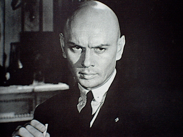 yul brynner parents