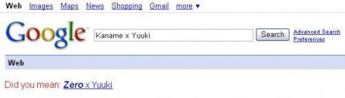 Zero x Yuuki