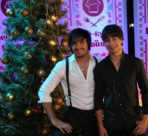 alex and vitaly