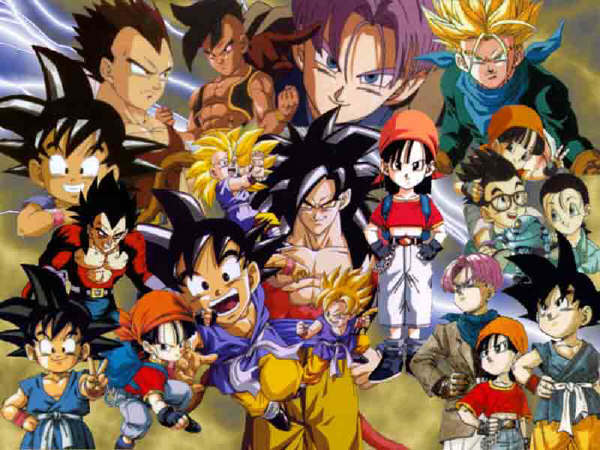 Mangas Paradise :: Images/ Gif : Dragon Ball/Z/GT