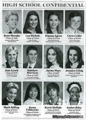 cast when they were young!!!