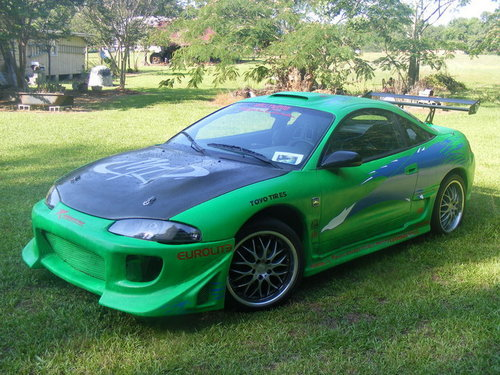 christopher james harrelson fast and furious eclipse